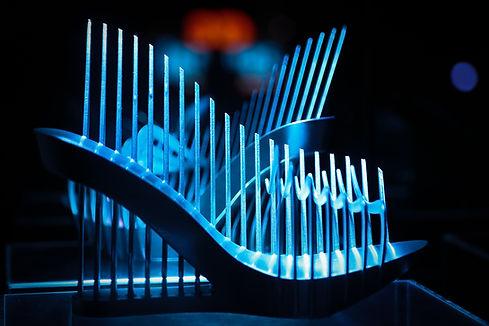 Illuminated Structure