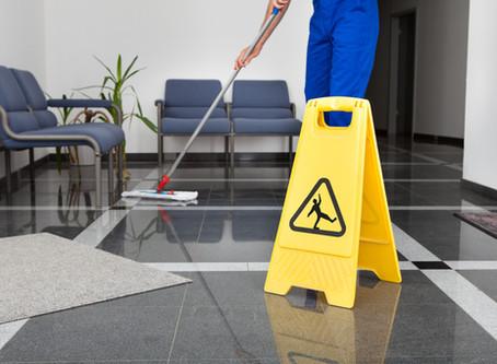 Housekeeping on the Women's Dementia Floor - Cassandra Baliga