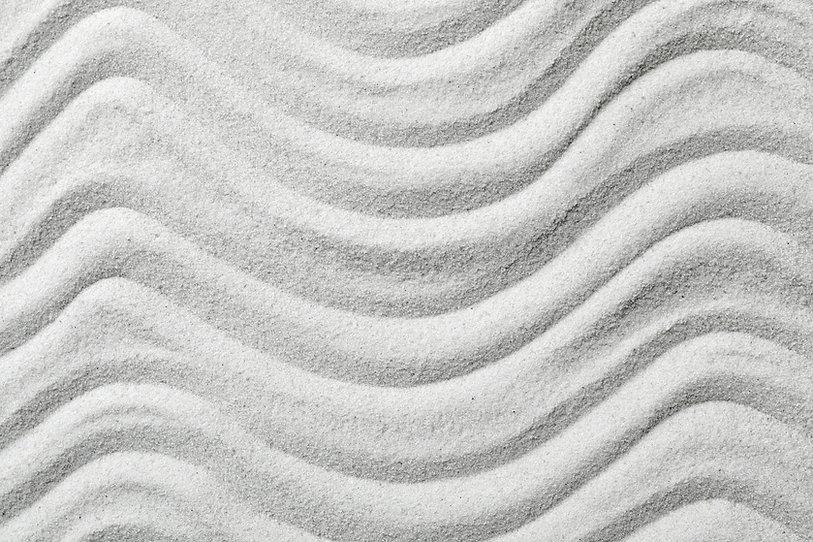 Textura de areia