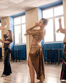 Belly dance Class