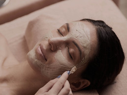 Cosmetics and Facial Care from Plant Based Material