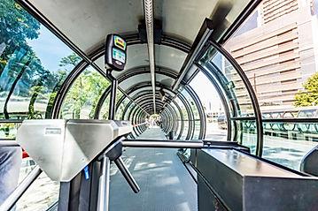 Estação de onibus
