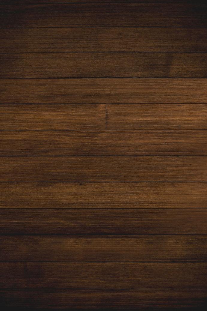 茶色の木の表面