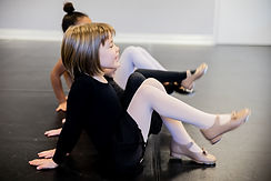 Dancers with Tap Shoes