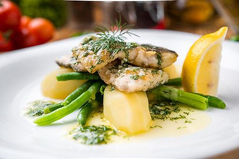 Gasthaus St. Meinrad Fischgericht