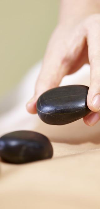 Hot Stone Massage - 60 Minuten