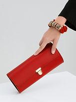 Luxury Red Purse