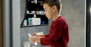 Как приучить ребенка чистить зубы - терапевтическая сказка