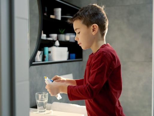 Warum dein Kind Zähne putzen muss