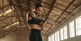 Female Fitness Trainer