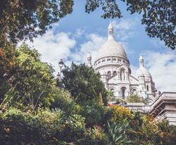 Balade au Sacré-Coeur