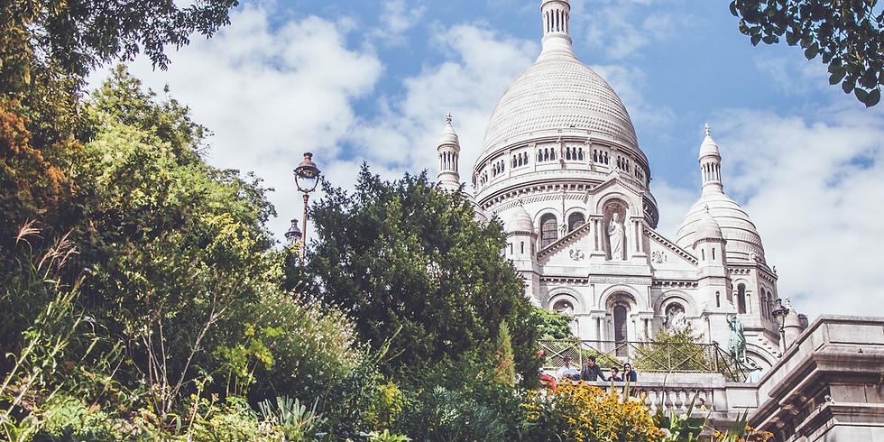 22 Août : Jeu de Piste en famille à Montmartre