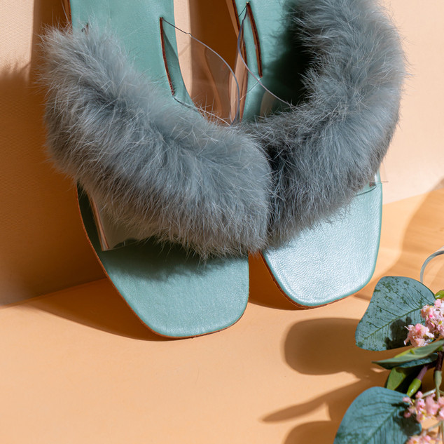 Furry Shoes