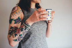 Colorful Tattoos