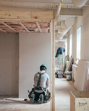 Renovering af hjemmet