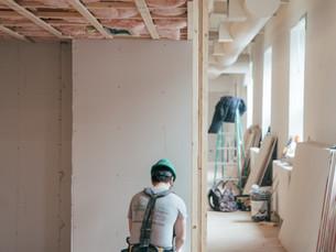 外壁修繕工事について