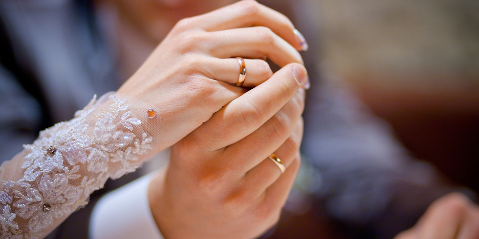 Marriage Conference: tentative date October 17, 2020