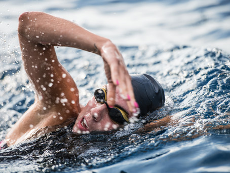Hundreds Dive in for Cork's Historic Lee Swim