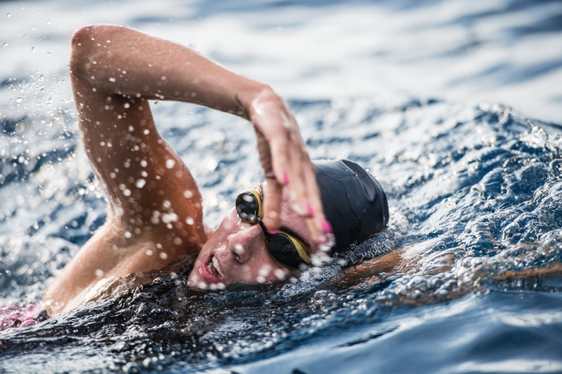 Why you need to be able to breathe on both sides. (Especially you triathletes out there!)