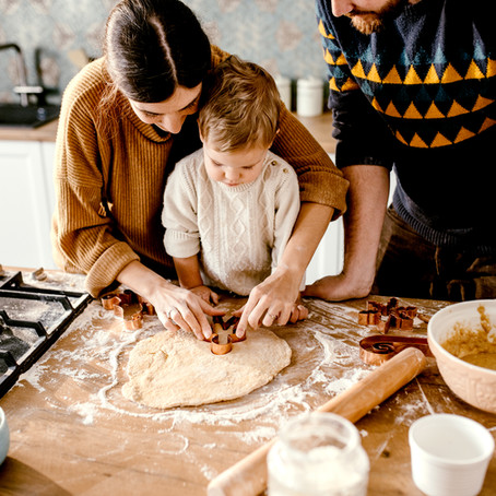 Cooking with your Toddler, our Top Tips!