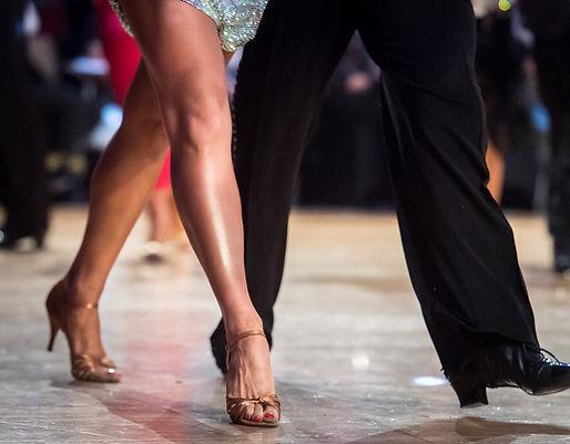 Elegante Tänzer