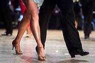 Elegant Dancers