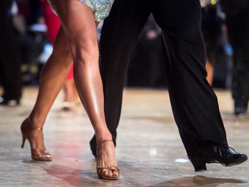 Dancing makes you happy