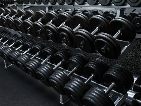 Dumbbell strength/cardio circuit
