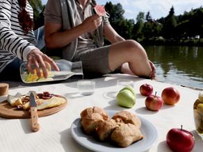 O tempo já convida a picnics!