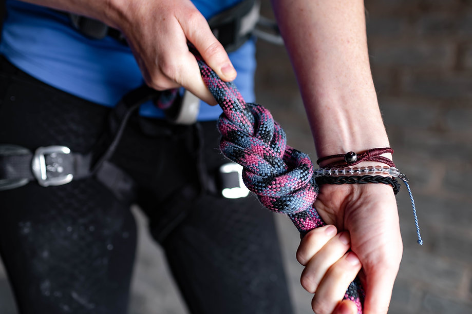 Tying a Knot