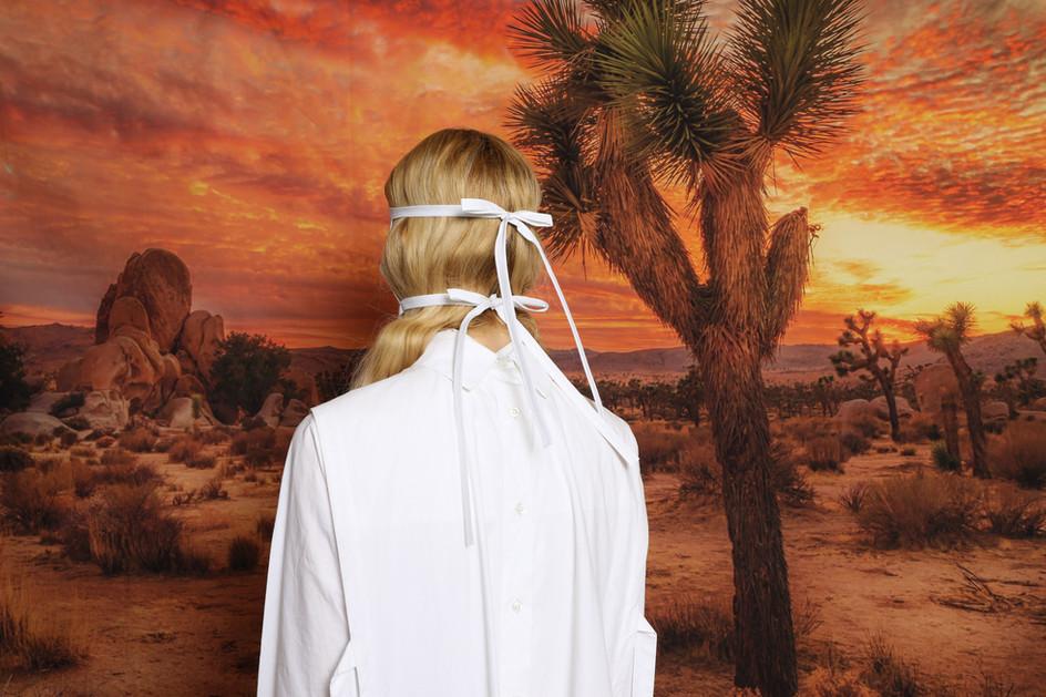 Dramatic Desert Background