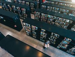 図書館のトップビュー