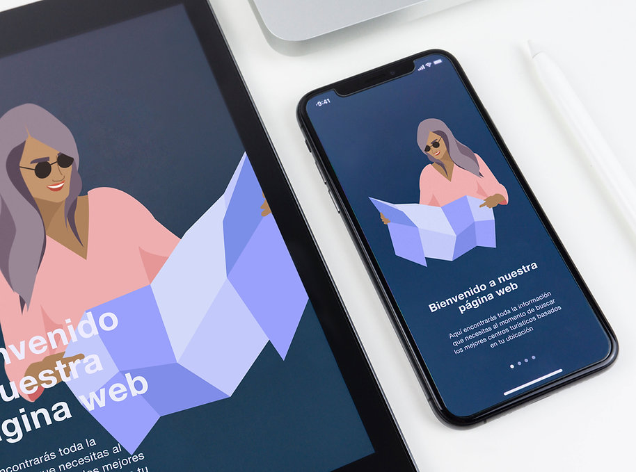 Design de aplicativo móvel