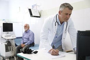 Digitalization of patient records