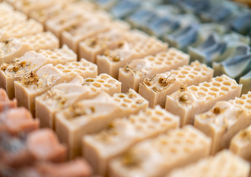 Soap Inventory