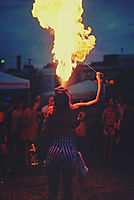 Fire Dancers for events