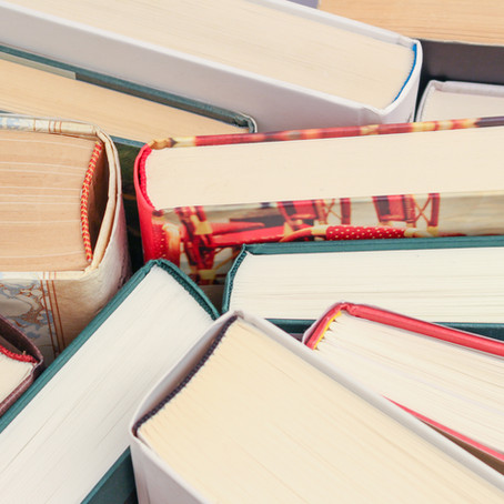 INSPIRED BY NICOLE - Meine Buchempfehlungen für Herbst- und Winterabende