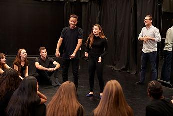 Scuola arti performative