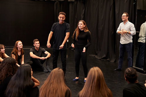 Inclusive Therapeutic Theatre: Diversity, Equity & Inclusion