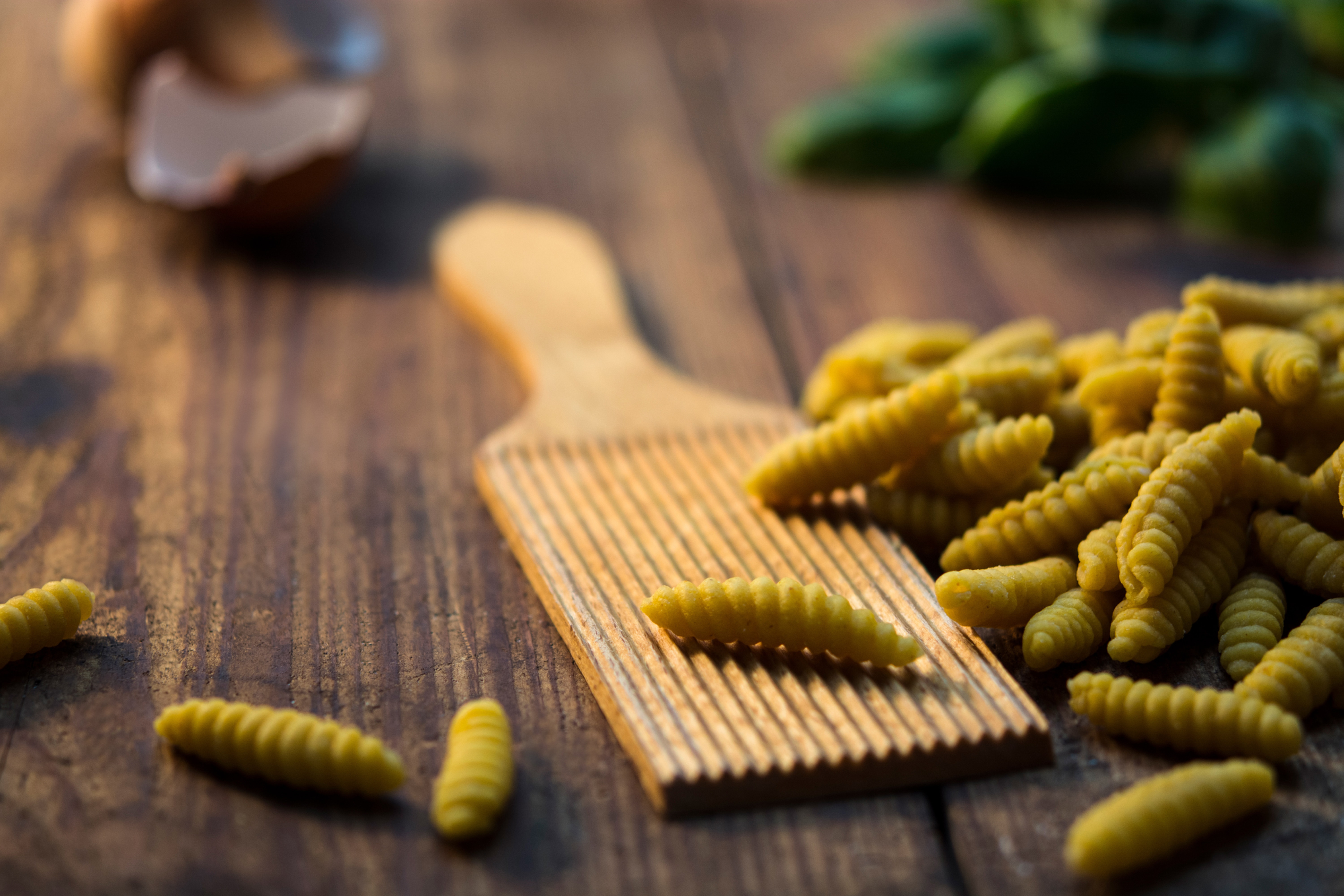 Pasta Shapes Class Coming January 2022