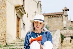 Travel Diary_lady