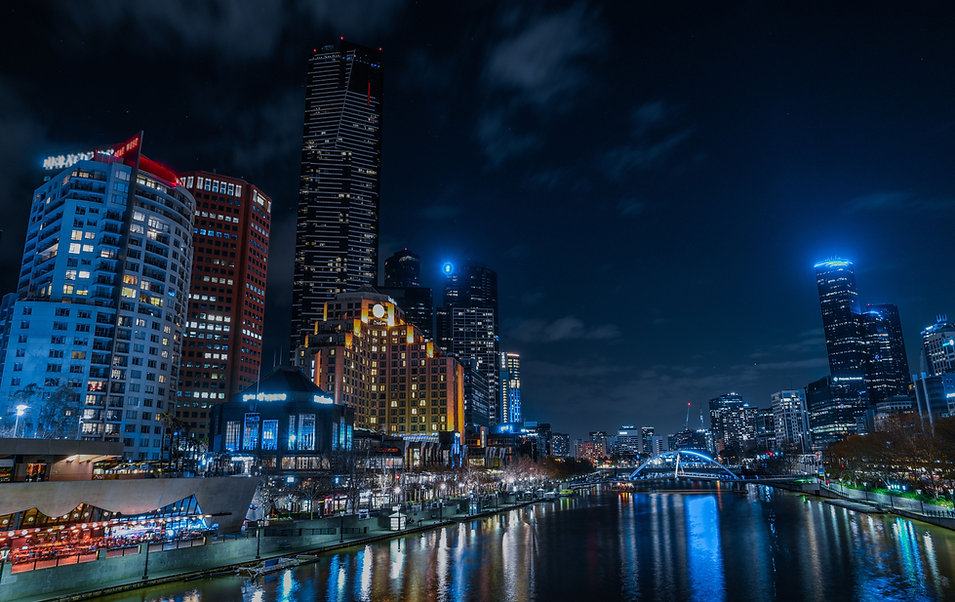 街の明かり