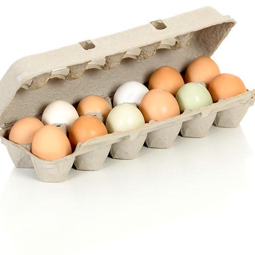 Annie's Eggs