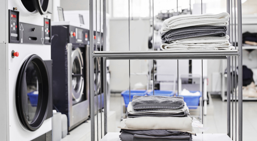 Microbes Are Very Clever Hitchhikers So You Better Protect Your Laundry
