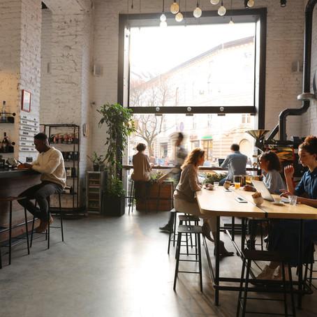 Ánh sáng cho không gian quán cafe – tạo ấn tượng với khách hàng