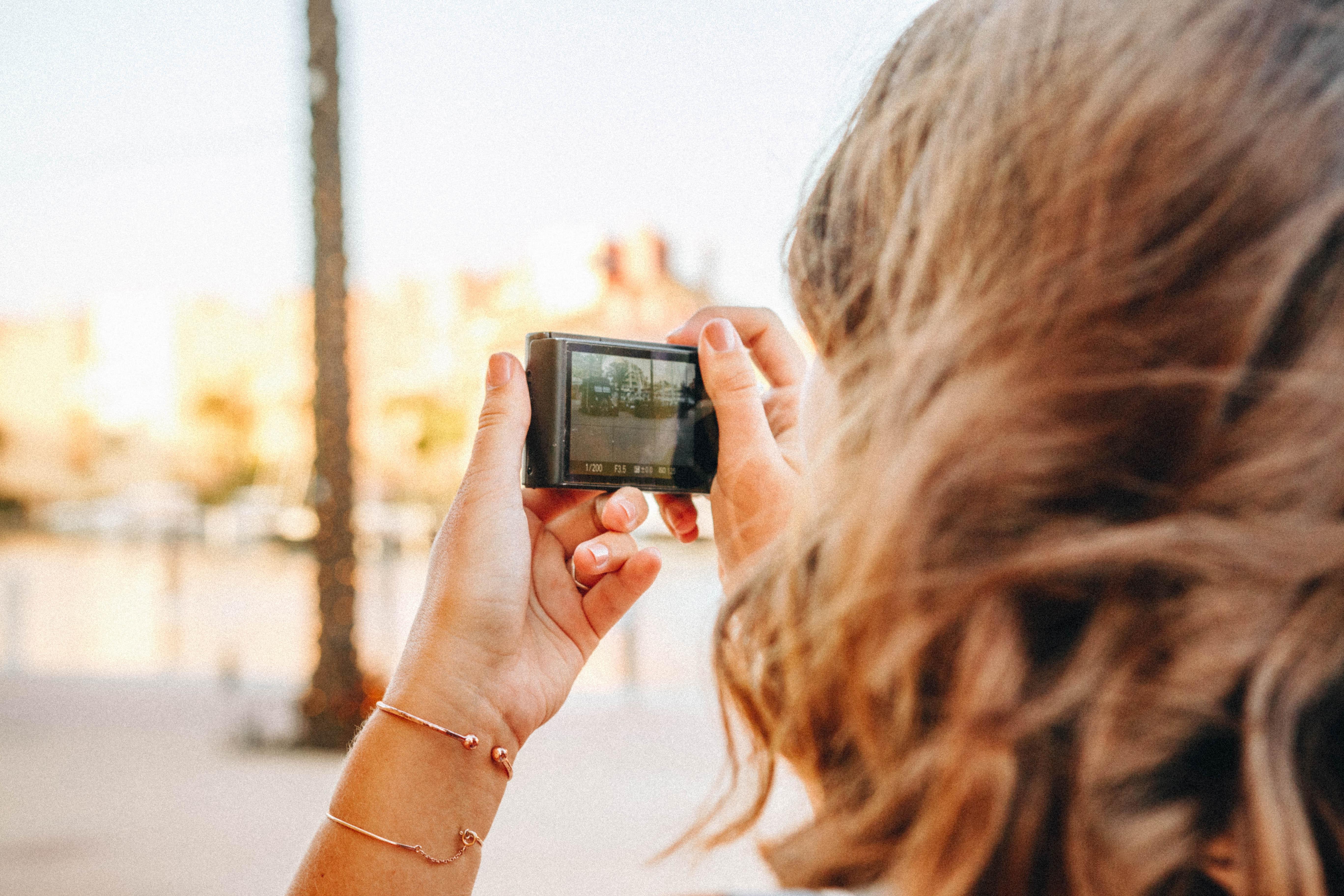 Bloguero(a) de viajes