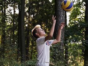 Giocare a pallavolo