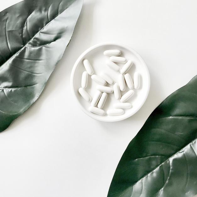 4. Diverse supplementen vitaminen en minerale, multi's, kruidenpreparaten.