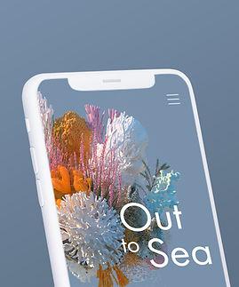 Screensaver van koralen