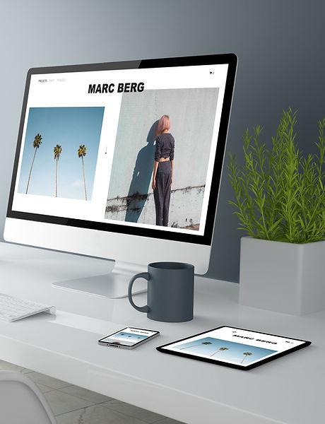 web design gabe+angel Toronto